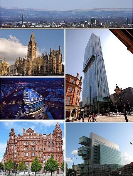 WTF World Grand Prix 2013 Manchester - Manchester