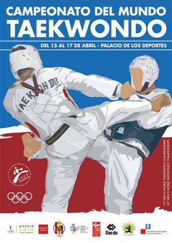 Plakat Weltmeisterschaft Senioren 2005