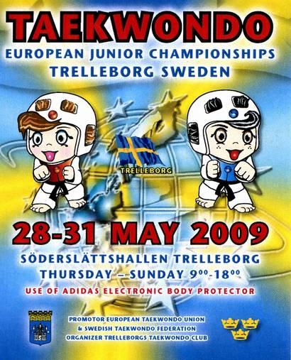 Europameisterschaft Jugend 2009