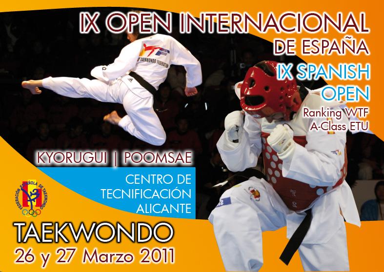 Spanish Open 2011