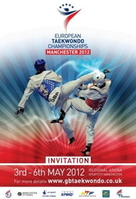 Plakat Europameisterschaft Senioren 2012