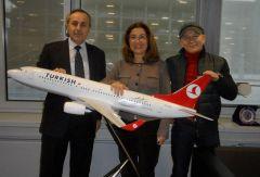 Galeriebild Besprechung bei Turkish Airlines Nürnberg
