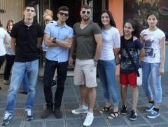 Galeriebild Besuch im türkischen Theater 'Objektif Sahne'