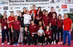 Galeriebild Deutsche Meisterschaft der Junioren 2017