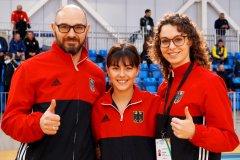 Galerie EM Olympische Gewichtsklassen 2019 - 1. Wettkampftag