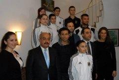 Galeriebild Einladung beim türkischen Generalkonsul
