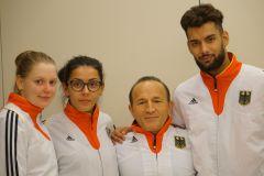 Galeriebild Europäisches Olympia-Qualifikationsturnier 2016 - 2. Wettkampftag