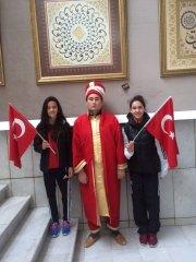 Galeriebild Internationales Kinderturnier Konya 2015 - Abschlussfeier