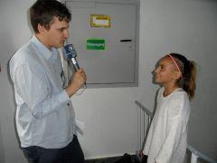 Galeriebild Interviews für Beitrag in BR2-Radiosendung