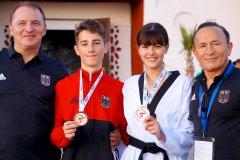 Jugend-(U18)-EM 2019 - 1. Wettkampftag