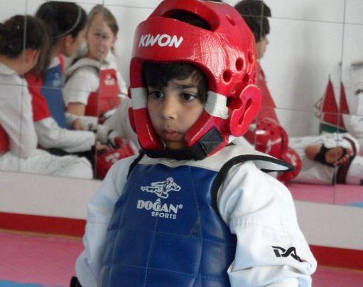 Galeriebild Kinder-Wettkampf-Training