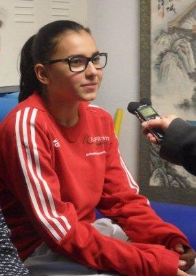 Galeriebild Kurz-Interviews für den SportService
