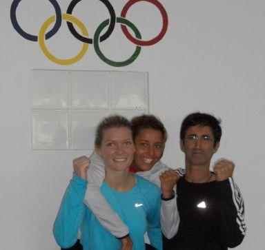 Galeriebild DTU-Vorbereitung auf Olympia-Qualifikation