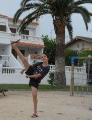 Galeriebild Spanische Meisterschaft 2014 - 7. Tag: Strandurlaub