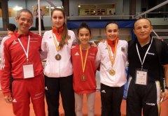 Galeriebild Spanish Open 2015 - 1. Wettkampftag