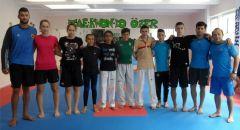 Galeriebild Training EM-Teilnehmer Kadetten und Jugend A