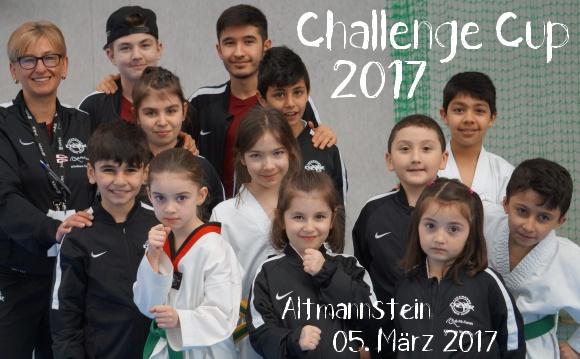 Challenge Cup 2017 in Altmannstein - Titel