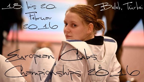 European Clubs Championships 2016 in Belek - Titel
