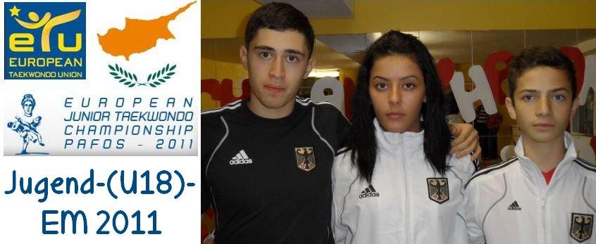 Jugend-(U18)-EM 2011 - Titel
