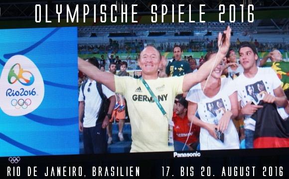 Olympische Spiele 2016 in Rio de Janeiro - Titel