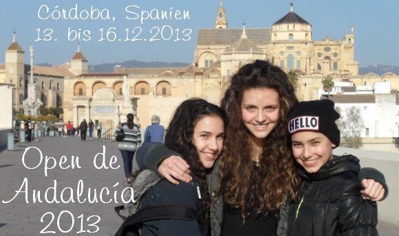 Open de Andalucía 2013 in Córdoba
