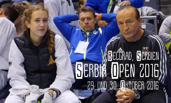 Serbia Open 2016 in Belgrad - Titel