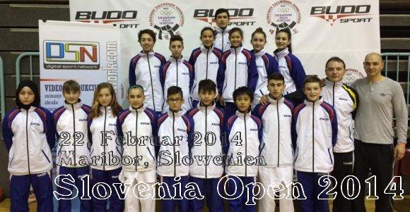 Slovenia Open 2014 in Maribor - Titel