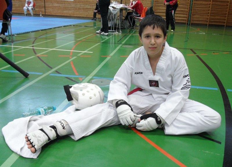 Creti Cup 2014 in Reutlingen - Muhammed Yorulmaz