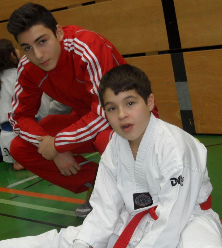 Creti Cup Reutlingen 2013 - Birkant Polat und Ahmet Kazmacan
