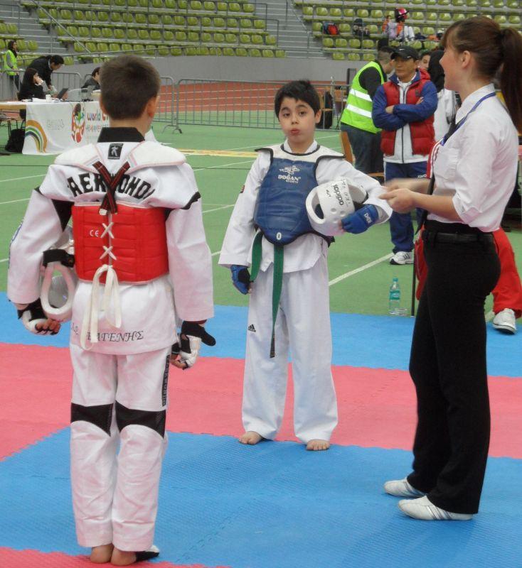 Internationales Kinderturnier Sindelfingen 2013 - Ümit Kazmacan