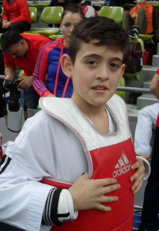 Internationales Kinderturnier Sindelfingen 2013 - Jordan Caputo