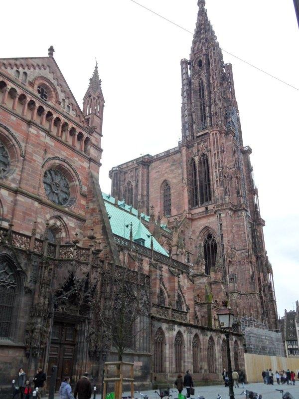 Open International d'Alsace 2014 in Schiltigheim - Straßburger Münster