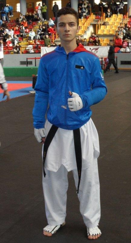 Hasan Ahmed Koca bei den Open de Andalucía 2013
