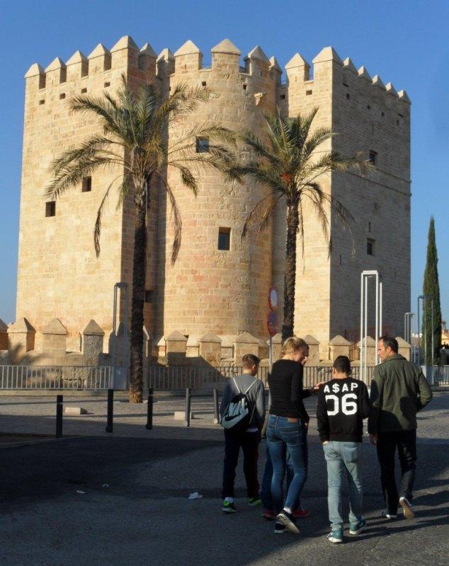 Torre de la Calahorra in Córdoba