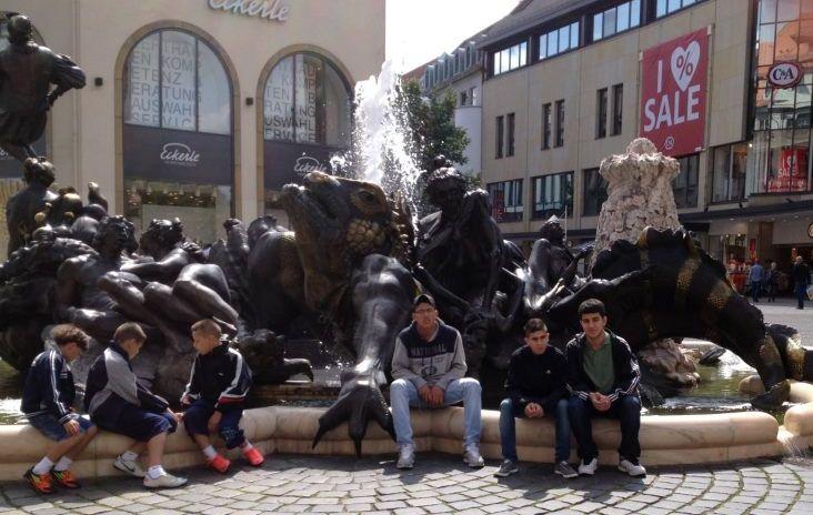 Stadtbesichtigung Nürnberg