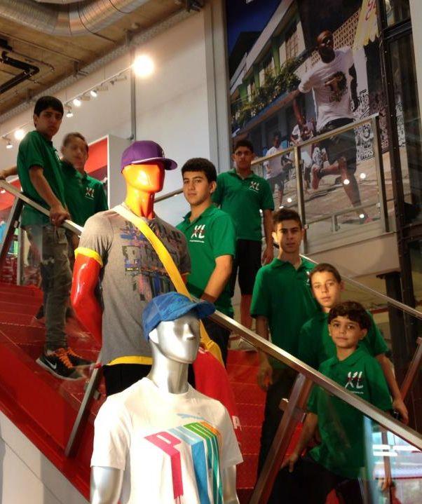 Besuch des Factory-Outlets von Puma - Bild 3