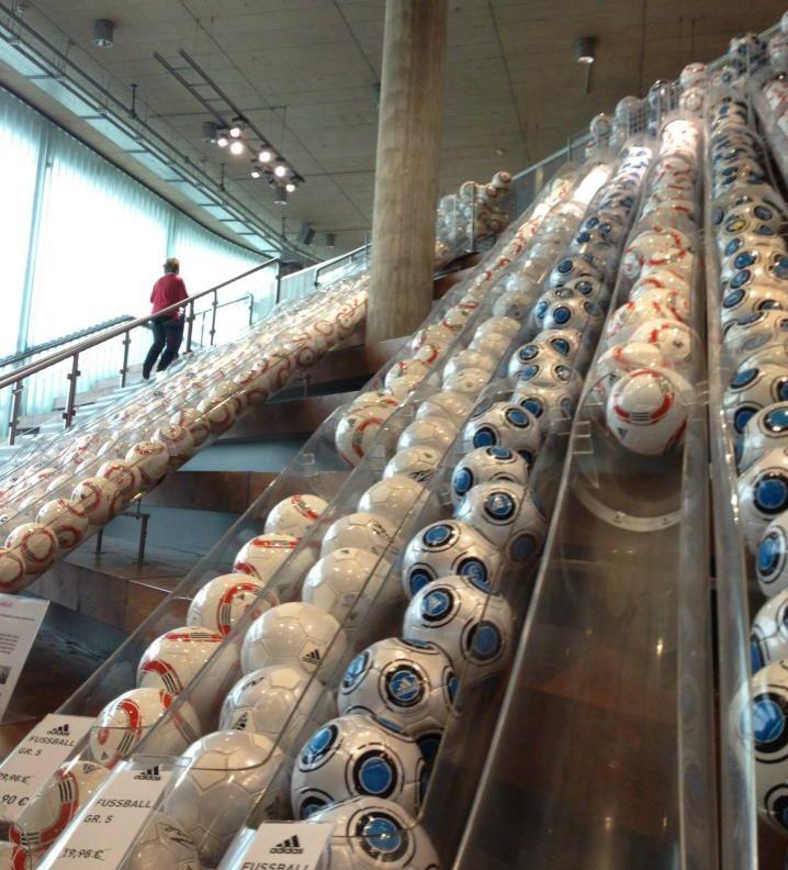 Besuch des Factory-Outlets von Adidas - Bild 2