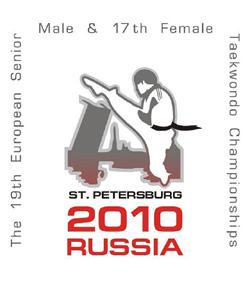 Plakat Europameisterschaft Senioren 2010