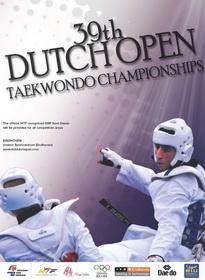 Plakat Dutch Open 2012